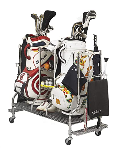 Genial SafeRacks   Golf Equipment Organizer