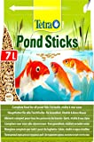 Tetra Pond Sticks, Complete Food for All Pond Fish for Health, Vitality and Clear Water, 7 Litre