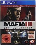 Take 2 Interactive PS4 Mafia III Deluxe Edition