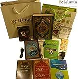 Quran Reading Pen 8Gb Pen large Font Colour Coded Quran with Noorani Qaida Haj & Umrah Sahih Al-Bukhari Sahih Al Muslim and Talking Dictionary Word By Word Reading