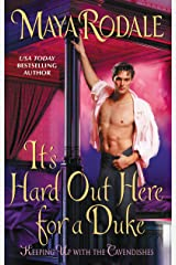 It's Hard Out Here for a Duke: Keeping Up with the Cavendishes Kindle Edition