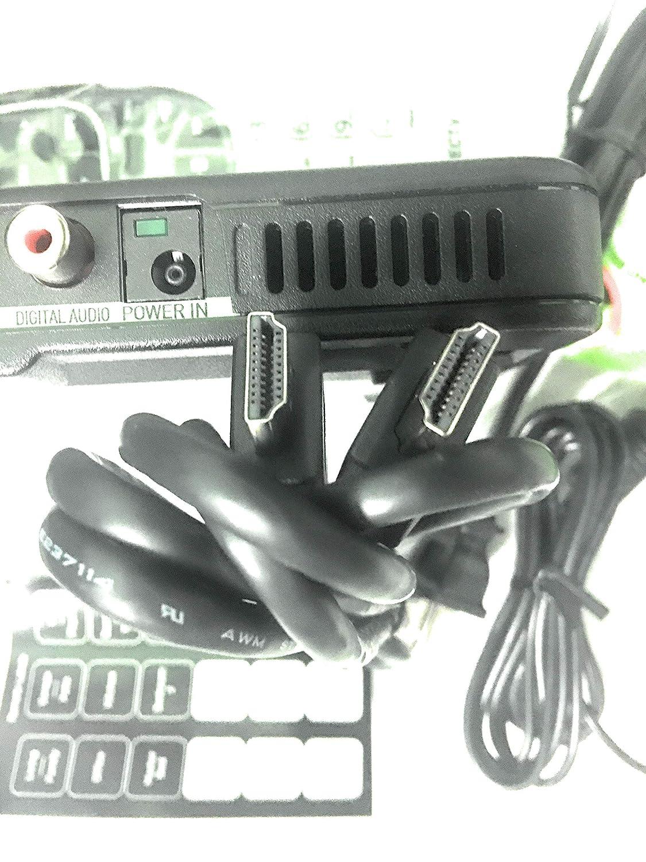 Att Directv C41w Genie Mini Client Hr34 Hr44 Direct Tv Box Wiring Hr54 Dvr Is Required Sold Separately Electronics