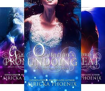 Octavians Undoing (Sons of Judgment Book 1)