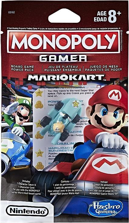 Monopoly – Figura, E0762, modelo surtido 1 unidad: Amazon.es: Juguetes y juegos