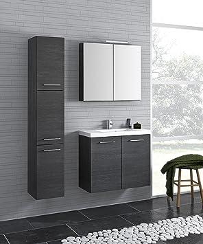 Bad Möbel Set POCO 80-1, bestehende von Waschbeckenunterschrank mit ...