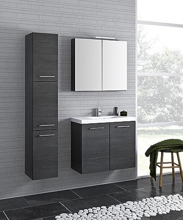 Bad set möbel  Bad Möbel Set POCO 80-1, bestehende von Waschbeckenunterschrank ...