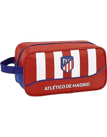 Atletico De Madrid 811845682 2018 Bolsa para Zapatos 29 cm, Rojo