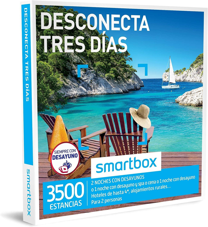 smartbox desconecta 3 dias