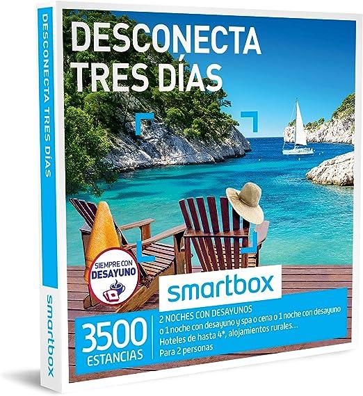 Smartbox - Caja Regalo -DESCONECTA Tres DÍAS - 3500 estancias en ...