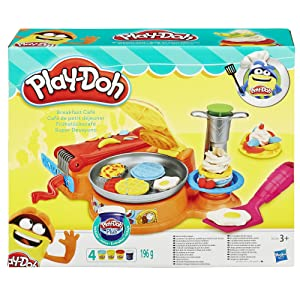 Play-Doh Breakfast Cafe
