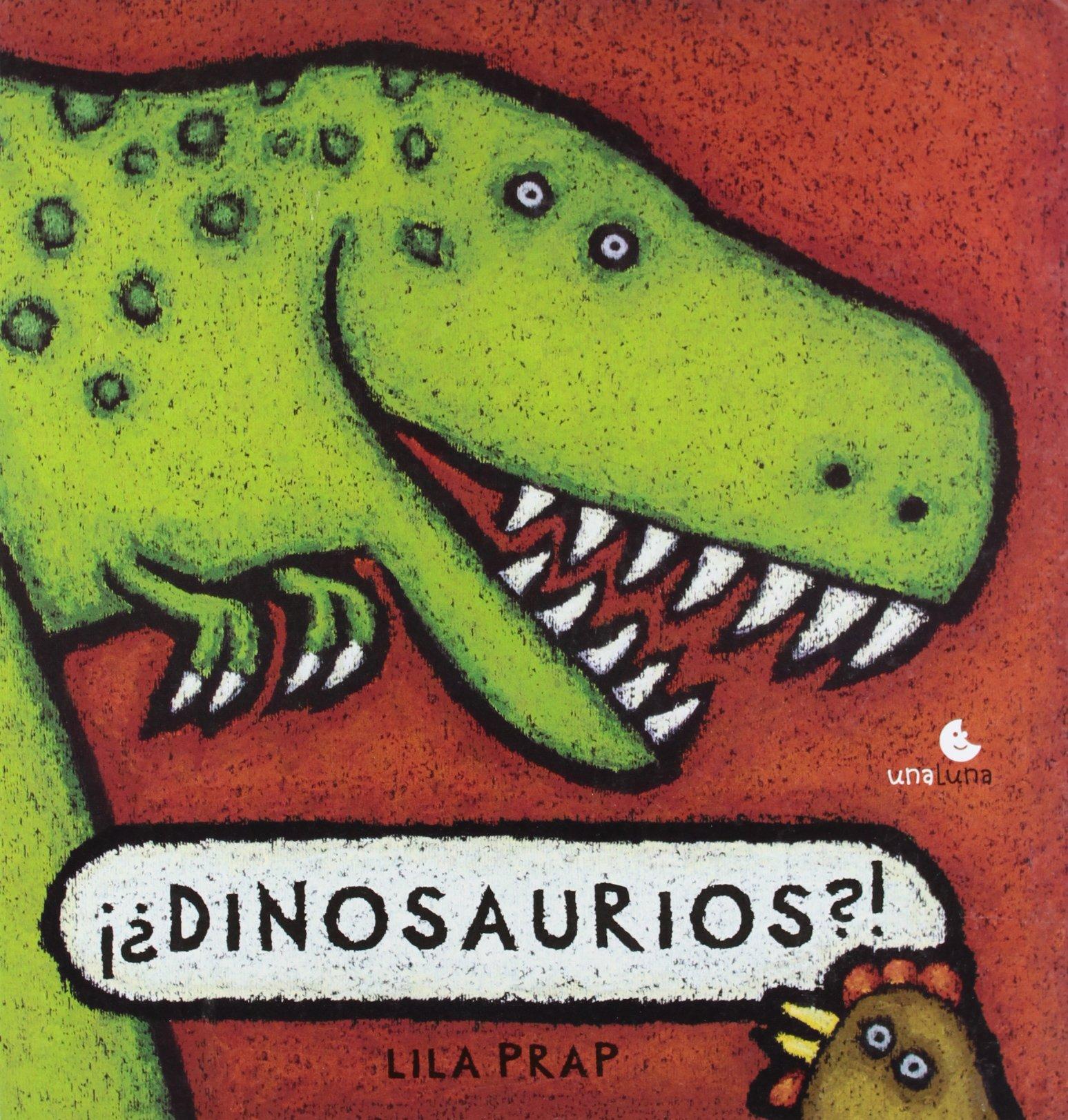 Read Online Dinosaurios?! (Spanish Edition) PDF
