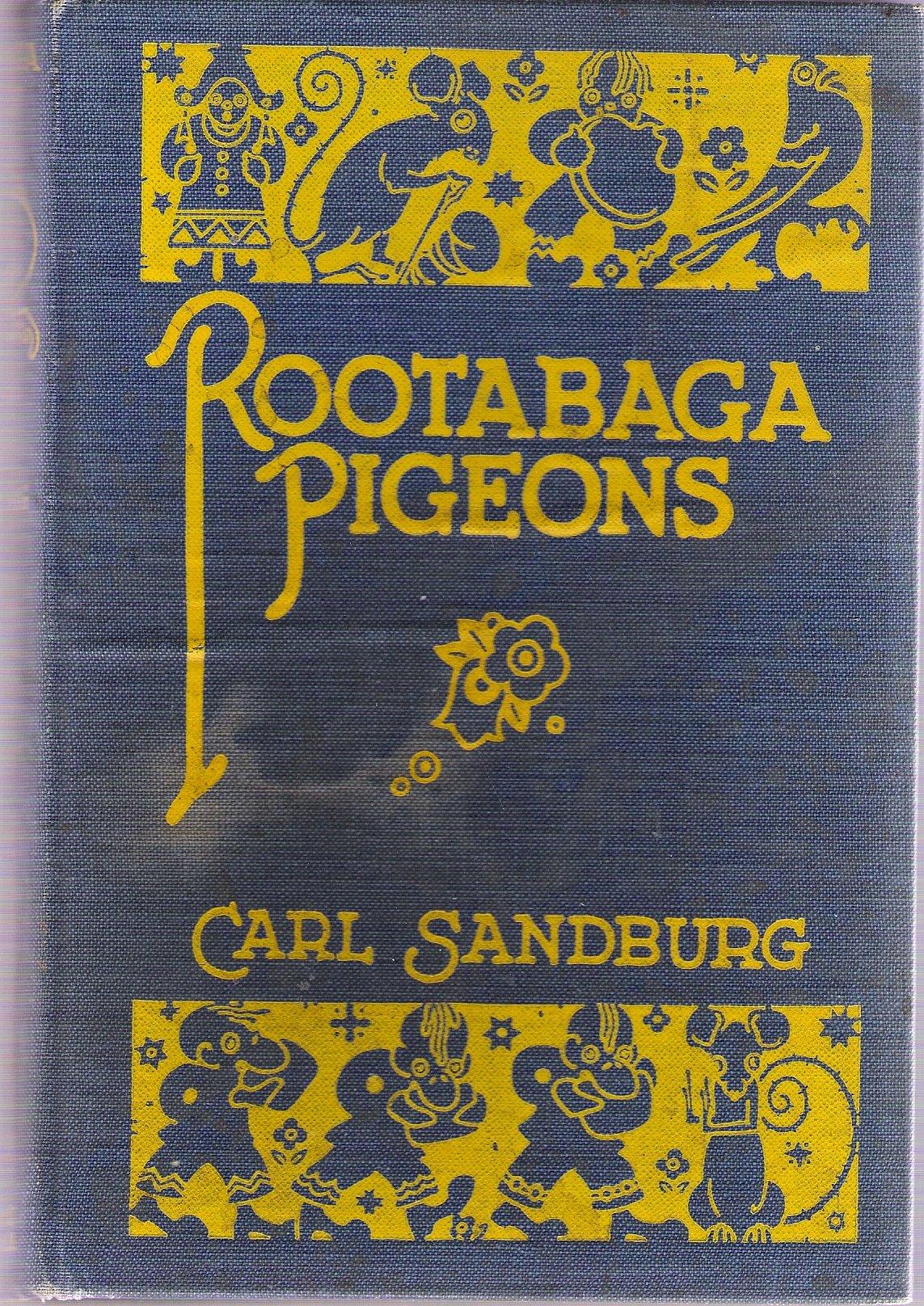 Rootabaga Pigeons, Carl Sandburg
