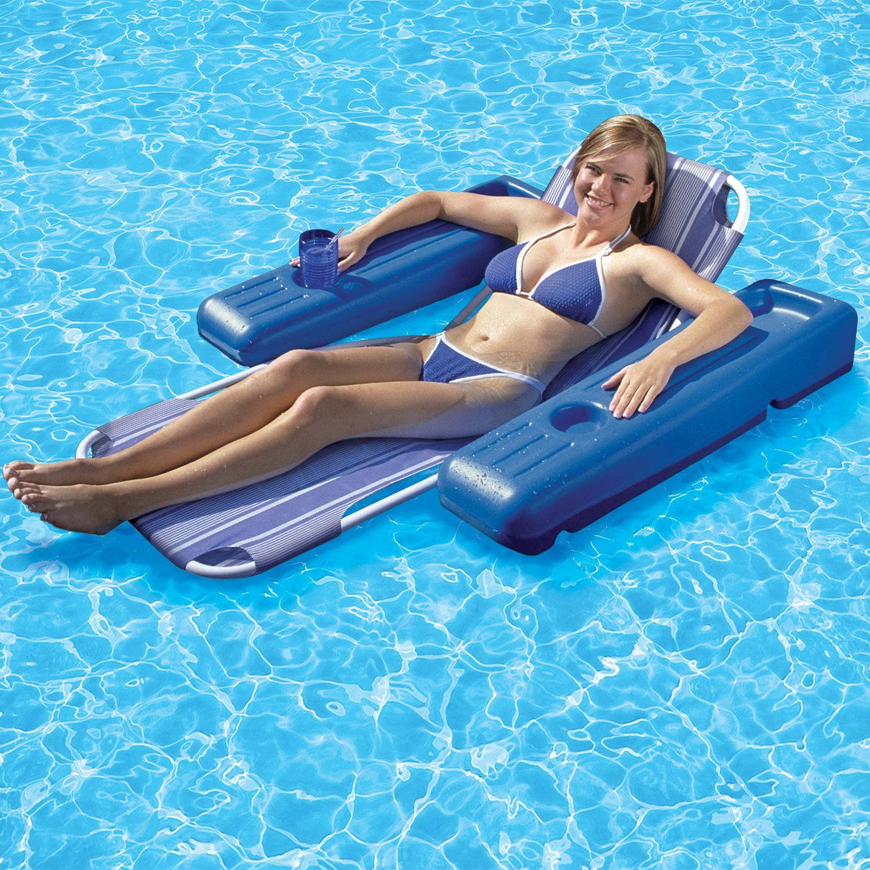 Amazon Poolmaster Caribbean Floating Lounge Toys & Games