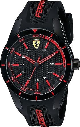 Reloj Ferrari Para Hombres 44mm Ferrari Amazon Com Mx Relojes
