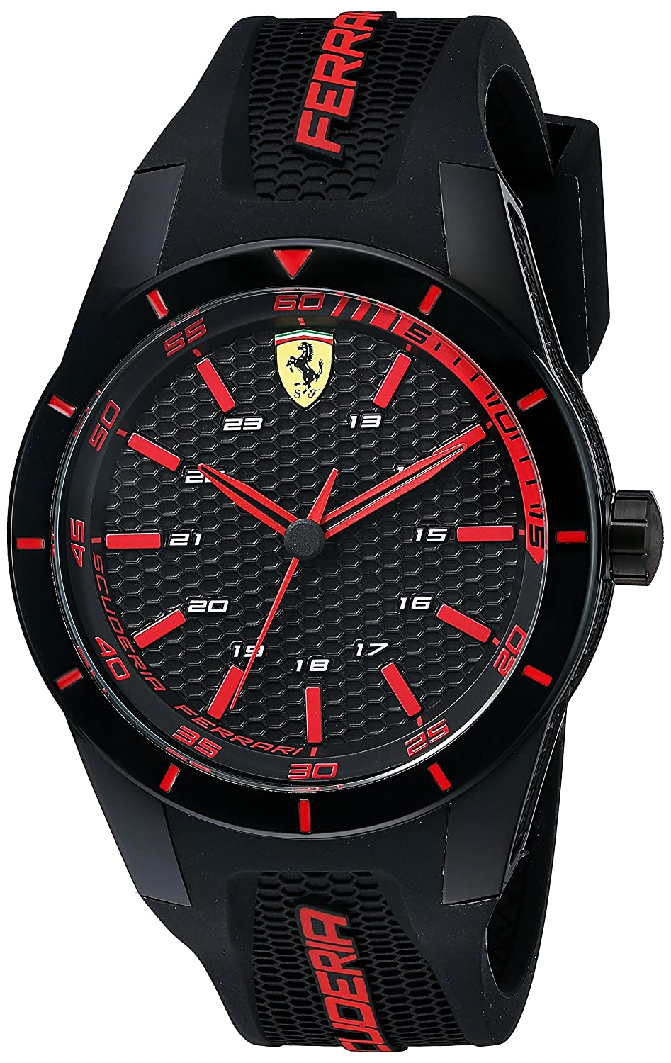 scuderia a p steel watch mens how cost chronograph much does ferrari