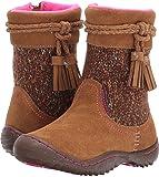 JambuKD Girls' Senna Outdoor Fashion Boot, Brown, 9