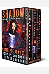 Shadow Paranormal Police Department Complete Box Set Kindle Edition