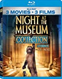 Night At The Museum Movie Collection (Bilingual) [Blu-ray]