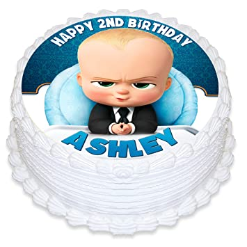 Cake Decorations Boss Baby Cake Decorations