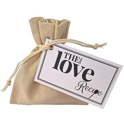The Little Love Recipe - Un regalo único, divertido y con ...