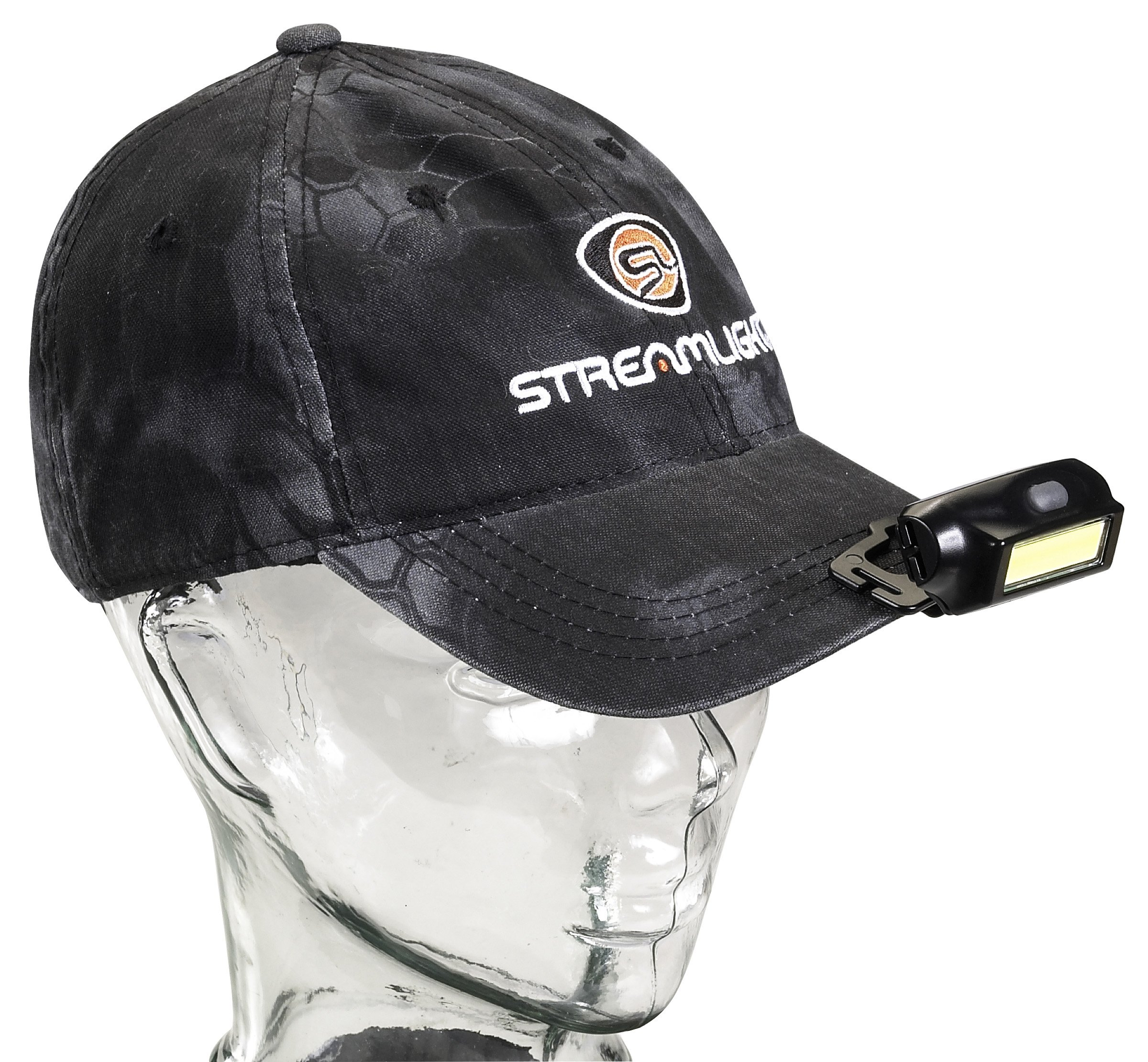 Streamlight 61702 Bandit - includes headstrap, hat clip and USB cord, Black - 180 Lumens by Streamlight (Image #3)