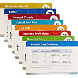 Total Gym Training Deck with Card Holder