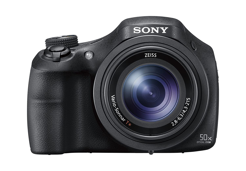Sony DSC-HX350 Digital Compact Bridge Camera with 50x: Amazon.co.uk: Camera  & Photo