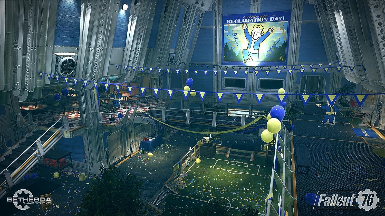 Fallout 76 Power Armor Edition: Xbox One: Amazon.es: Videojuegos
