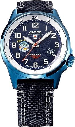 a399ca3567 [ケンテックス]Kentex 腕時計 JSDF ソーラー STANDARD 航空自衛隊モデル S715M-07 メンズ