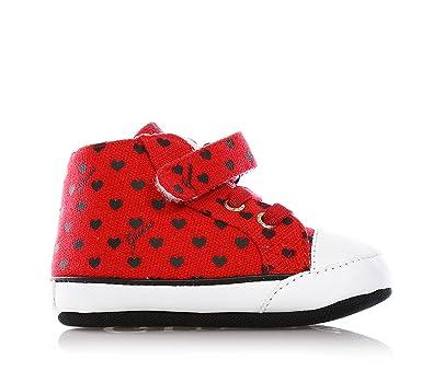Guess , Chaussures souples pour bébé (fille) - Noir - Nero, 18 EU ... 6444fc78552d