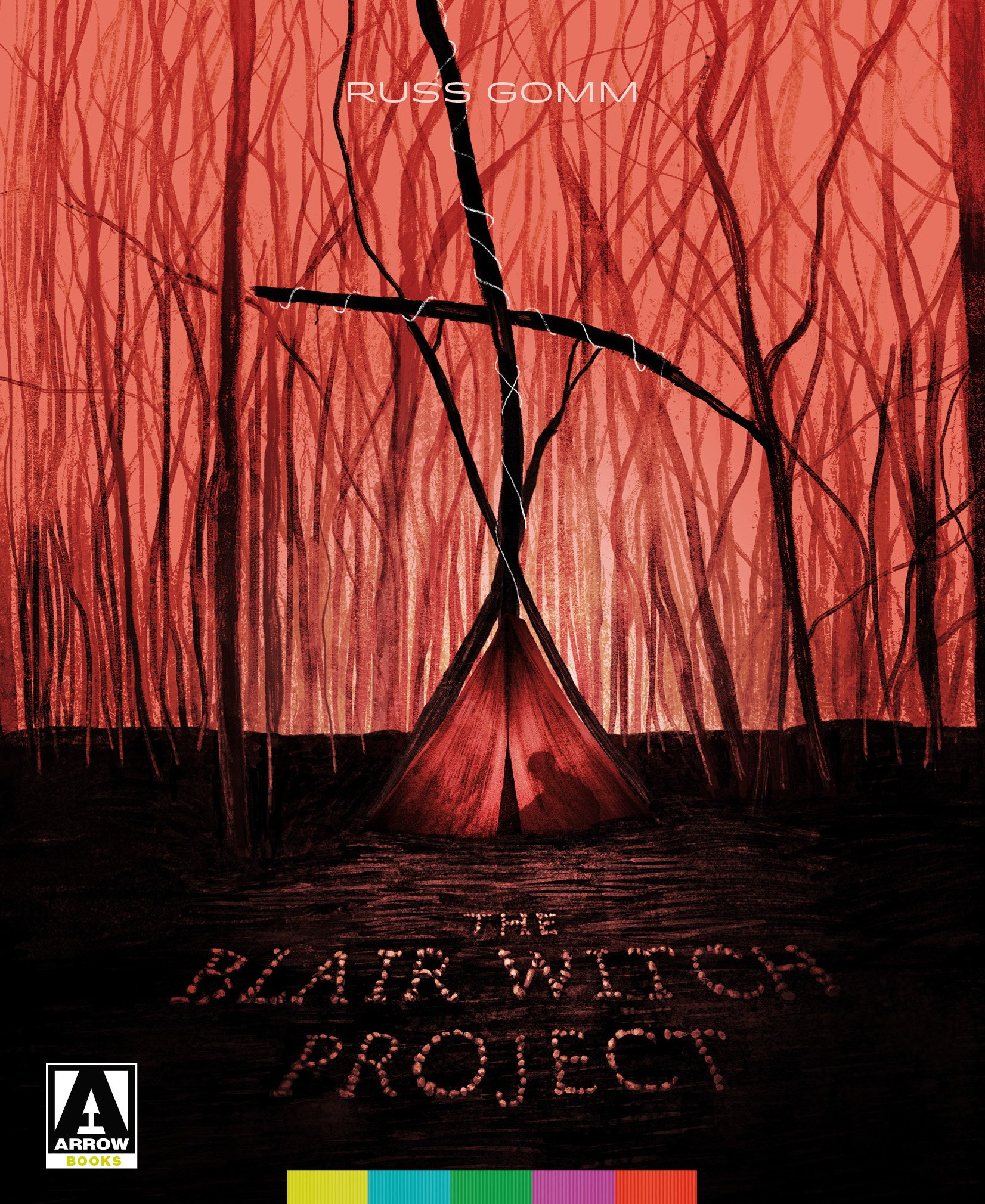 The Blair Witch Project Amazon De Gomm Russell Bucher