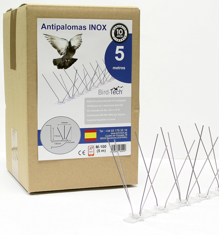 pinchos Antipalomas M100 (10Años Garantía Española)