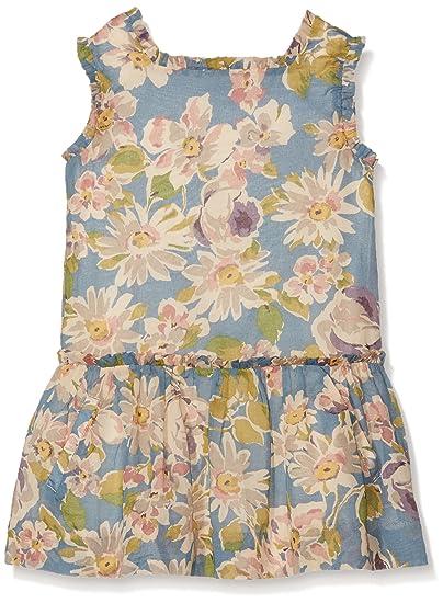Neck Neck 17v0111022 Vestido Tejido Niña Para Niña