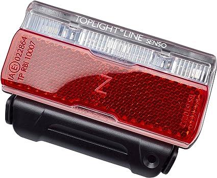 Busch Müller TR-feu arrière Toplight Line Senso 80 mm