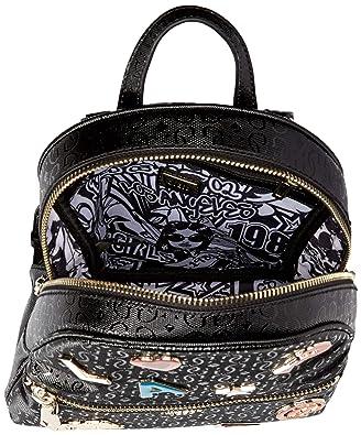GUESS, mochila TABBI BACKPACK BLACK HWSP71 81320, para mujer: Amazon.es: Zapatos y complementos