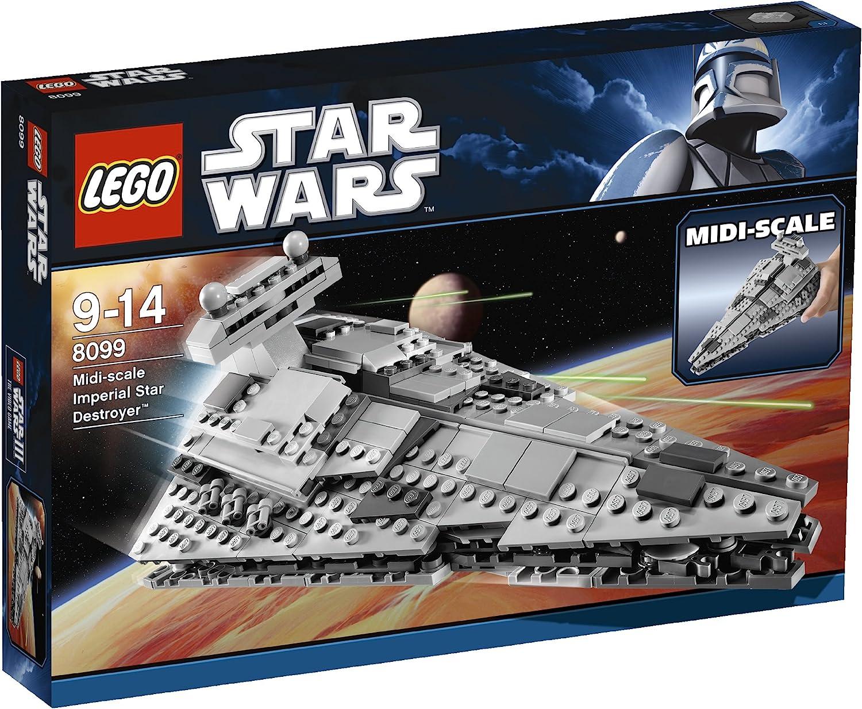 LEGO Star Wars Midi-Scale Imperial Star Destroyer (8099)