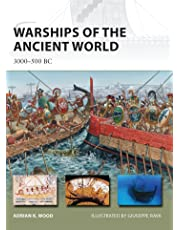 Warships of the Ancient World: 3000–500 BC