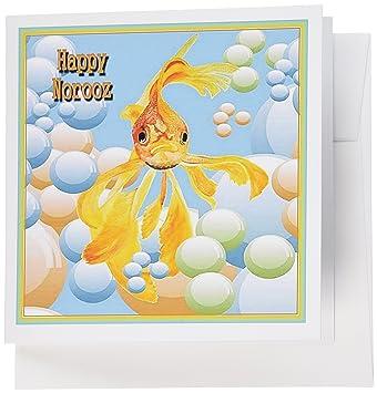 Amazon 3drose happy nowruz greeting cards 6 x 6 inches set 3drose happy nowruz greeting cards 6 x 6 inches set of 6 m4hsunfo