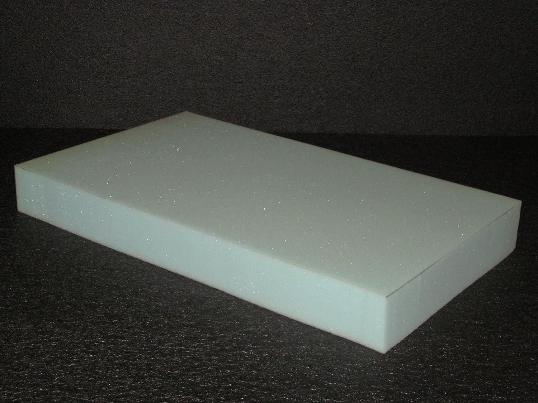 Pur - Pieza de espuma (RG 35, dureza 5, 200 x 50 x 6 cm)