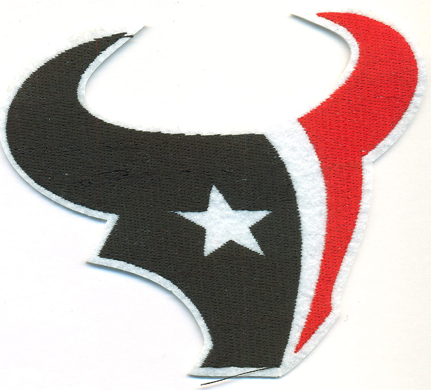 30 off houston texans logo football nfl embroidered iron on patches hat jersey