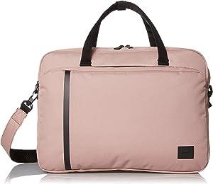 Herschel Gibson Laptop Messenger Bag, Ash Rose, One Size