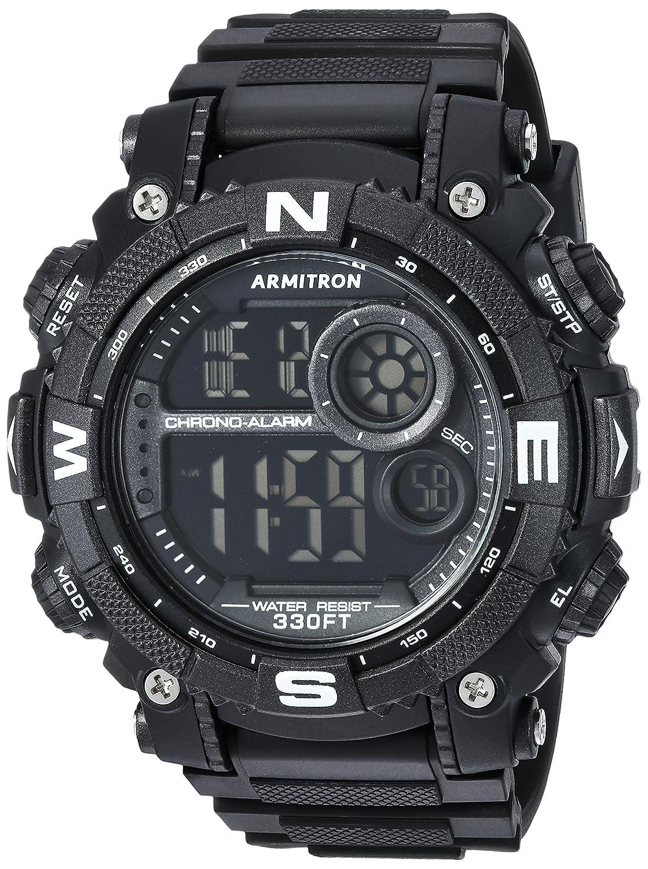 Amazon.com: Armitron Sport 40/8284 - Reloj cronógrafo ...