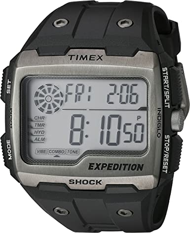 Timex Vibrating Watch for the Deaf