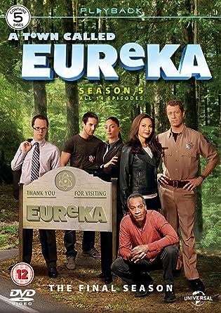 Amazon com: A Town Called Eureka - Season 5 [DVD] [2013