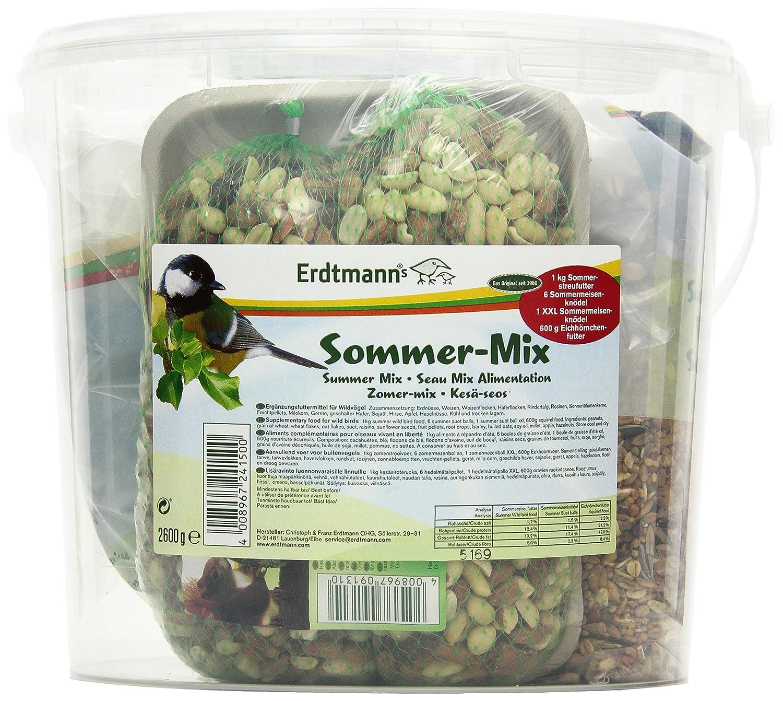Erdtmanns Summer Mix in a Bucket, 2600 g 224150