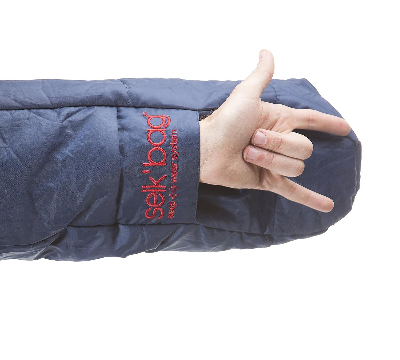 SELKBAG Saco de dormir Modelo SPIDER MAN,Talla XL: Amazon.es: Deportes y aire libre