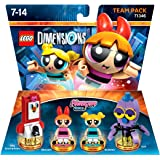 LEGO Dimensions Powerpuff Girls Team Pack TTL
