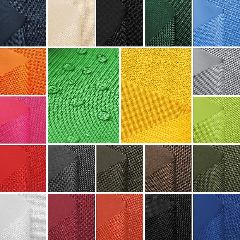 Carry - Lona de tela impermeable - 100% poliéster - 21 colores - Por metro (terracota): Amazon.es: Hogar