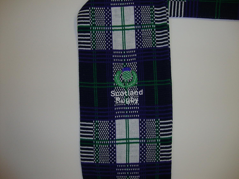Scotland Tartan Rugby scarf