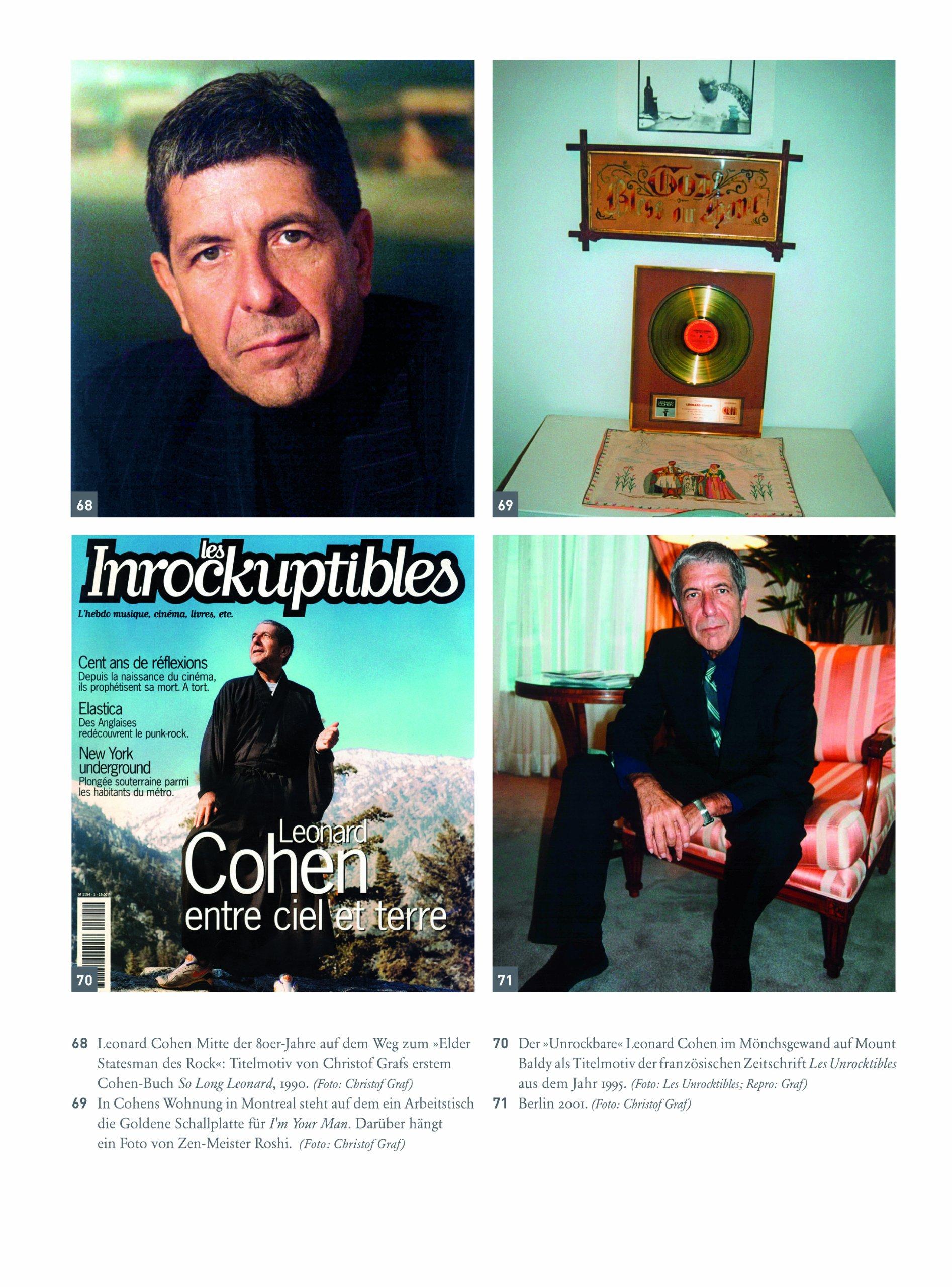 Leonard Cohen: Titan der Worte (German Edition)